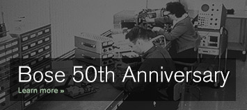 Bose 50th Anniversary