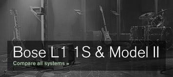 Compare L1 1S & Model II