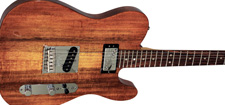 Fender Select Carved Top Telecaster SH