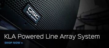 KLA Powered Line Array System