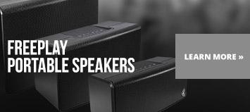 FreePlay Portable Speakers