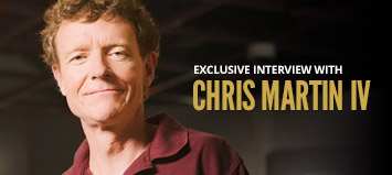 Chris Martin IV Interview