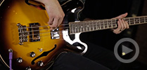 Gibson ES-335 Electric Bass
