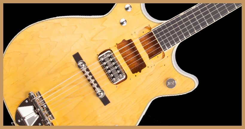 Gretsch G-6131MY Malcolm Young Jet Electric Guitar