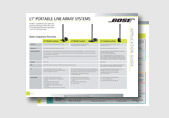 Download and print our L1 comparison overview