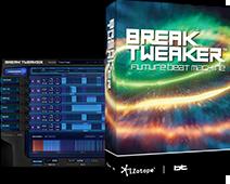 iZotope BreakTweaker Beat Production Software