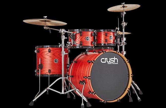 Crush Chameleon Ash Drum Shell Kit