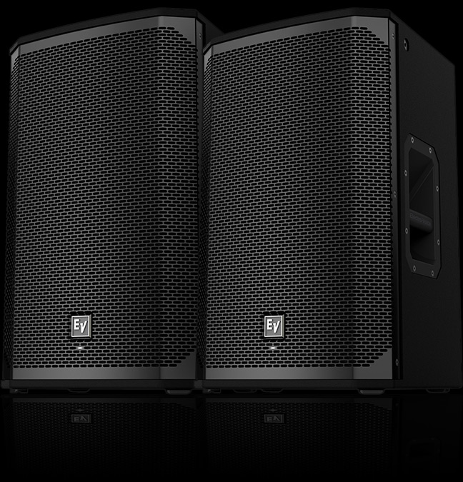 Electro-Voice EKX-12P Powered Speakers
