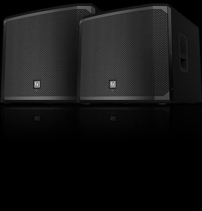 Electro-Voice EKX-18SP Powered Subwoofer Speakers