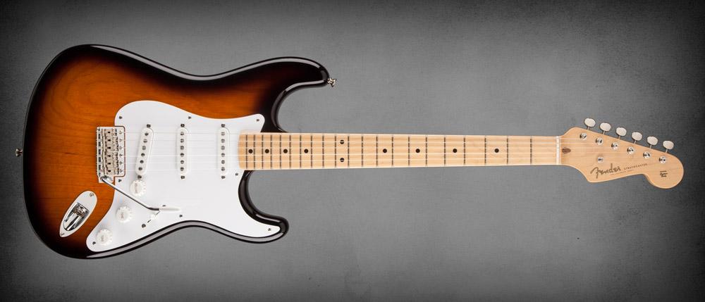 Fender 60th Anniversary Commemorative Stratocasters