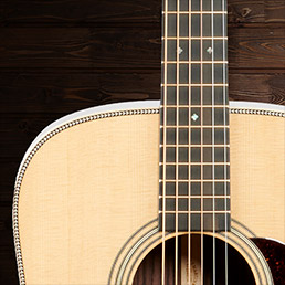 Martin D-28 Modern Deluxe Dreadnought Acoustic Guitar