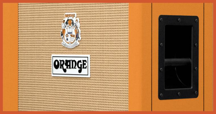 Orange PPC212V Guitar Speaker Cabinet