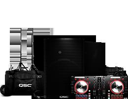 Mobile DJ Package