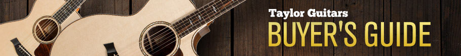 Taylor Guitars Buyer's Guide