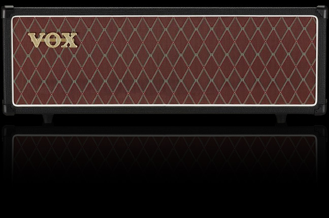 Vox AC30CH Custom Guitar Amplifier Head (30 Watts)