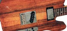 Fender Select Carved Top Telecaster SH