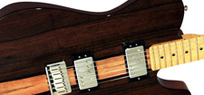 Fender Select Chambered Telecaster HH